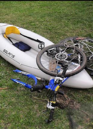 Байдарка pack raft