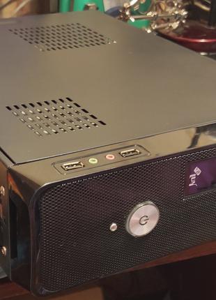  Компьютер H61I-E35 V2/W8 G860 1Tb 400W 4Gb DDR3 