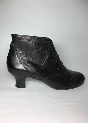 Австрийские ботильоны,ботинки,туфли,ретро,винтаж стиль,эксклюз...