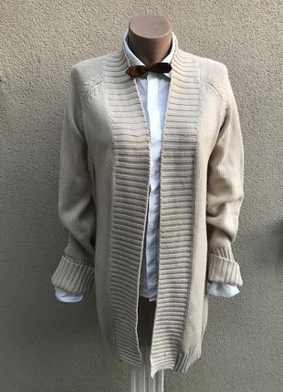 Кардиган,кофта без застежки,вязаный,трикотажный пиджак,жакет у...