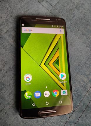 Смартфон Motorola Moto X Play