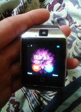 Сенсорные часы  Smart Watch