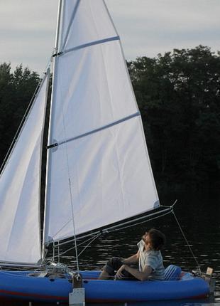 Парусное оборудование для байдарок,лодок