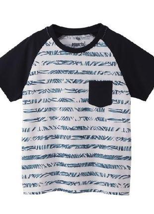 Стильная футболка 146-152, 10-12 лет, pepperts, lidl, германия