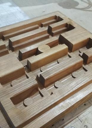 Раскрой материалов, 3D Фрезеровка на станке с ЧПУ
