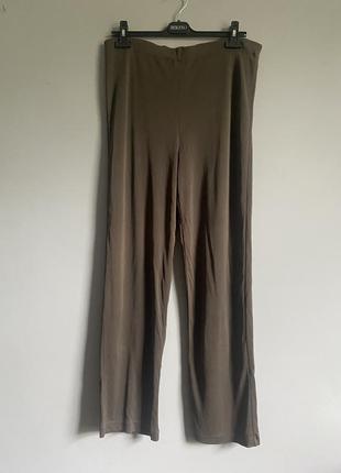 Спортивные штаны из ацетата . италия