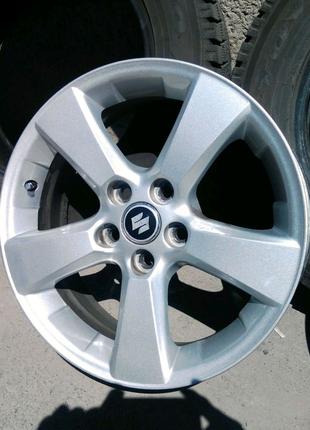 Легкосплавні диски WSP ITALY (17 7 5x114,3 45 60,1) Toyota/Lexus