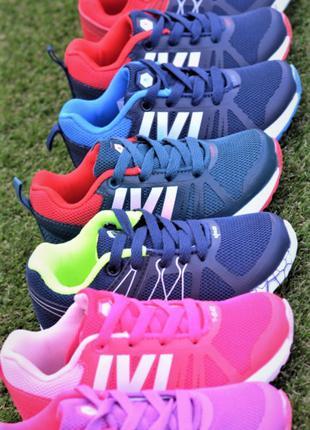 Детские светящиеся кроссовки nike adidas найк адидас синий розовы