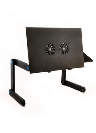 Портативный Стол-подставка трансформер для ноутбука 00059