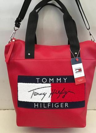 Стильная молодежная сумка шоппер, спортивная женская сумка, до...