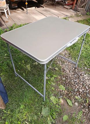 Складний стіл і 4 складні крісла Active Outdoor