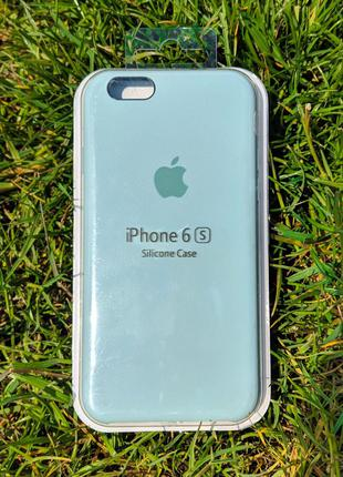 Задня накладка iPhone 6 Original Soft Touch Case Turquiose