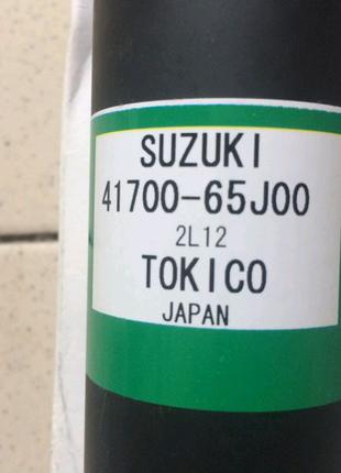 41700-65J00 Амортизатор задний газовый Suzuki