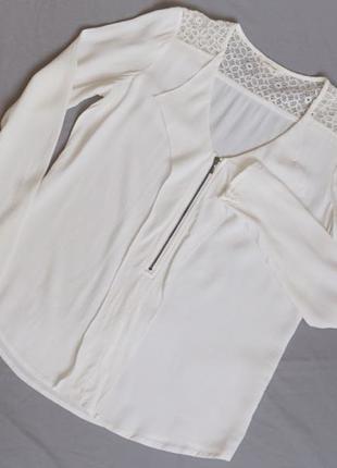 Блуза кофта рубашка Naf Naf