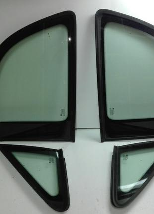 Б/у стекло в кузов переднее и заднее для Opel Zafira А 2001