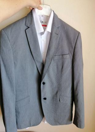 Пиджак мужской Angelo Litrico 52