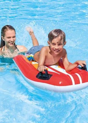 СУПЕР! Матрас надувной,доска для плаванья INTEX детский/взросл...