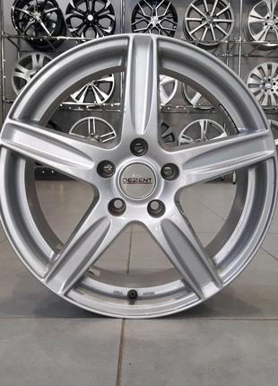 Диски 17 5/112 ЕТ48 Dezent Audi, VW, Skoda, Seat
