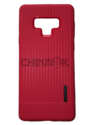 Защитный чехол Shell для Samsung Galaxy Note 9 Красный/RED