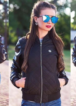 стильная деми курточка р с 42-44