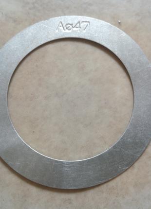 Кільце ущільнююче алюмінієве 47х65
