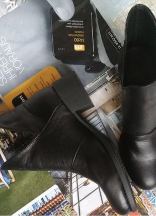 Jimmy Choo! Женские демисезонные ботинки, маленький удобный каблу