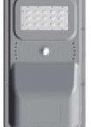 Світлодіодний вуличний світильник з соняною панеллю 10Вт