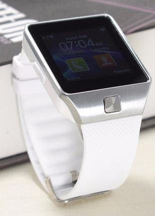 Смарт-часы Smart Watch DZ09, SMART WATCH БЕЛЫЕ