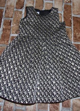 Нарядное пышное платье 3 года bonnie jean девочке