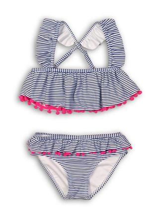 Красивый купальник бикини миноти англия для девочки р.128-157