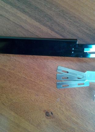 """Нож для шерфования """"Лыжа"""" + 3 сменных лезвия."""