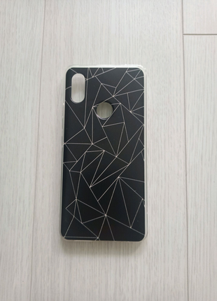 Черный силиконовый чехол-бампер на umidigi s3 pro