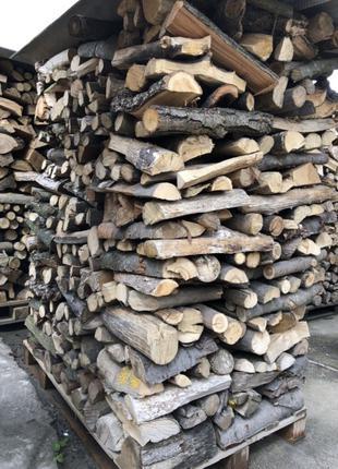 Продам колотые сухие дрова!