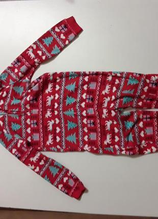 Фирменный слип пижама 9-10 лет