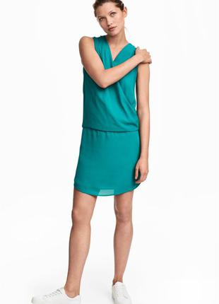 Платье h&m для кормящих мам размер s