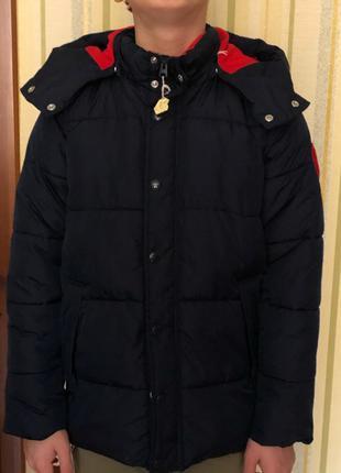 Куртка зимняя 165 см