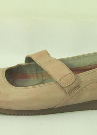 Туфлі балетки tamaris (германія) р.39, стелька 25см