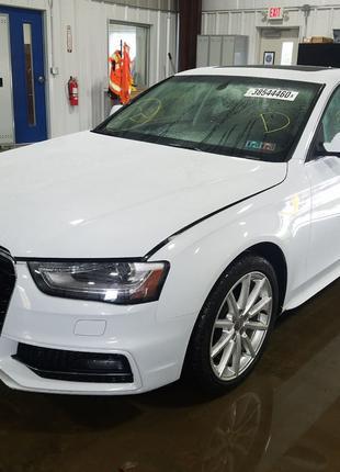 2014 Audi A4 Premium Plus (максимальная комплектация)