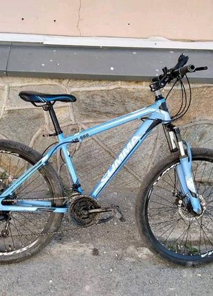 Велосипед рама алюминиевая