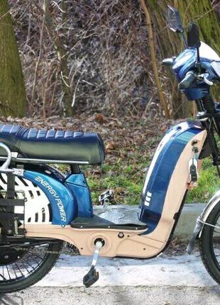 Електро-Велосипед(Скутер) 500w