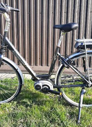 Електро-Велосипед