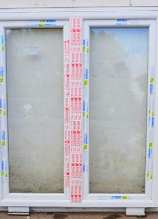 Вікно PERFECT Tytanium 6-k, колір білий, розмір 1400*1200