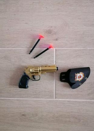Пістолет з присосками