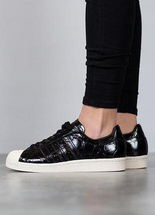 Кроссовки adidas originals superstar 80s оригинал размер 38