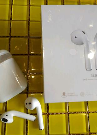 Навушники Bluetooth наушники ES39 hoco Airpods