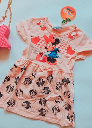 Платье микки летнее турция sale
