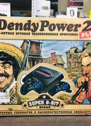 Игровая Денди Power 150 Игр 8bit Приставка вспомни Mario