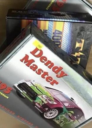 Игровая Приставка Денди Мастер вспомни Танчики 8бит 195 Игр Новая