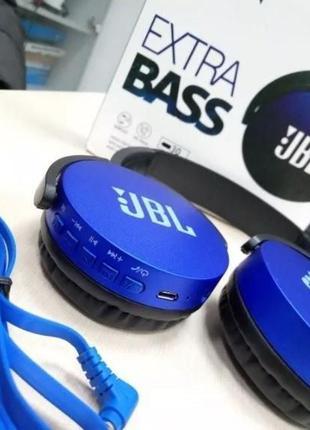 Наушники micro sd JBL 650 Bluetooth Мощные