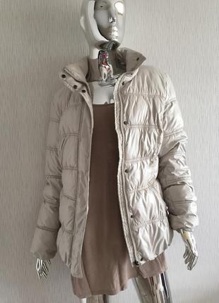 Куртка дутик пуховик зефирка s.oliver
